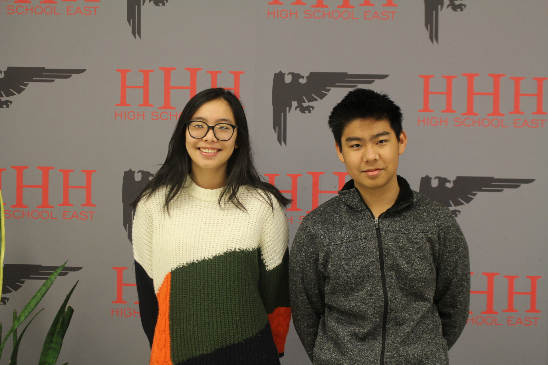 Congratulations to Eric Xie and Cassandra Ye on being nominated for the 2020 U.S. Presidential Scholars Program