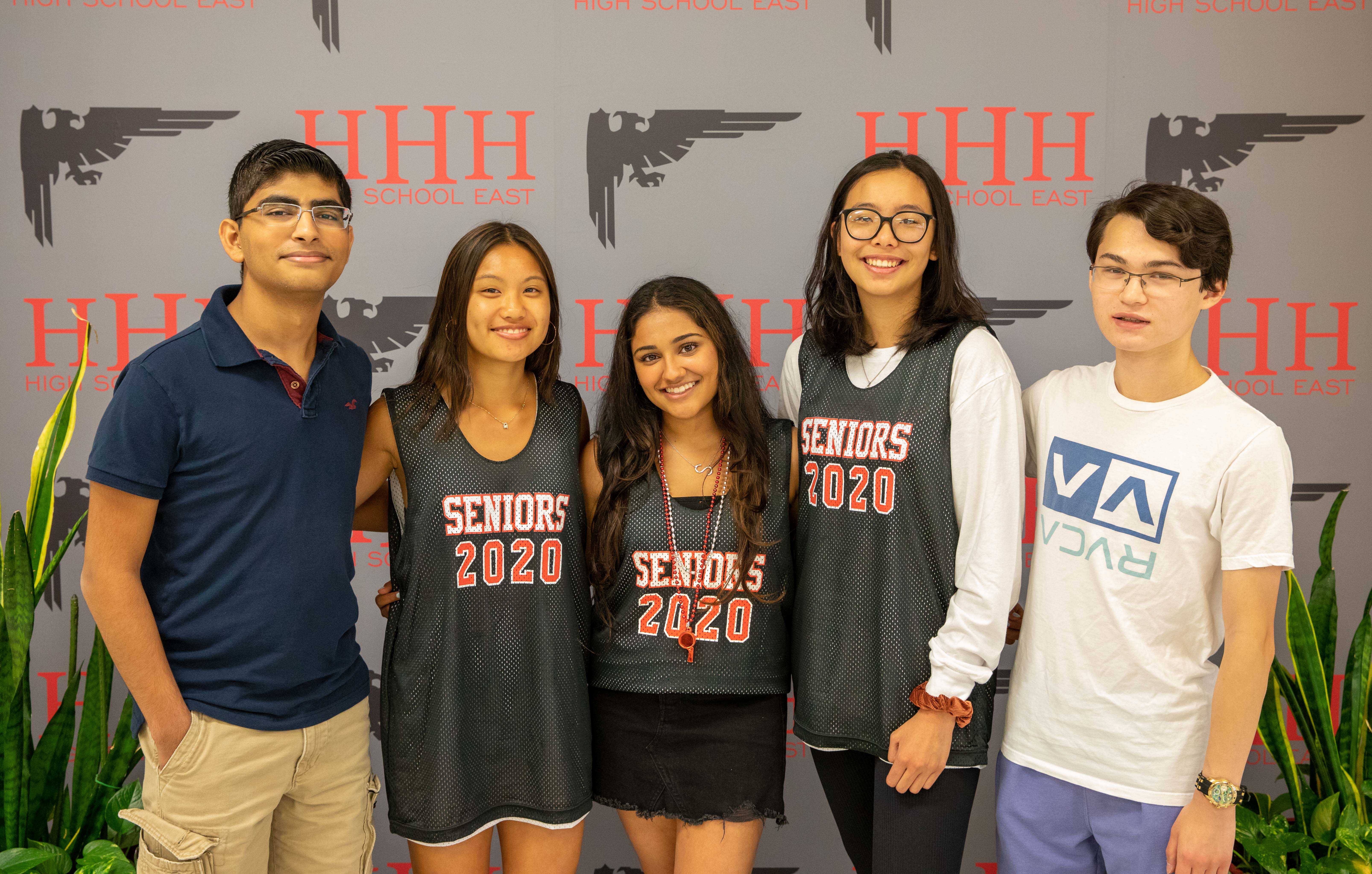 Congratulations to our National Merit Scholarship Finalists