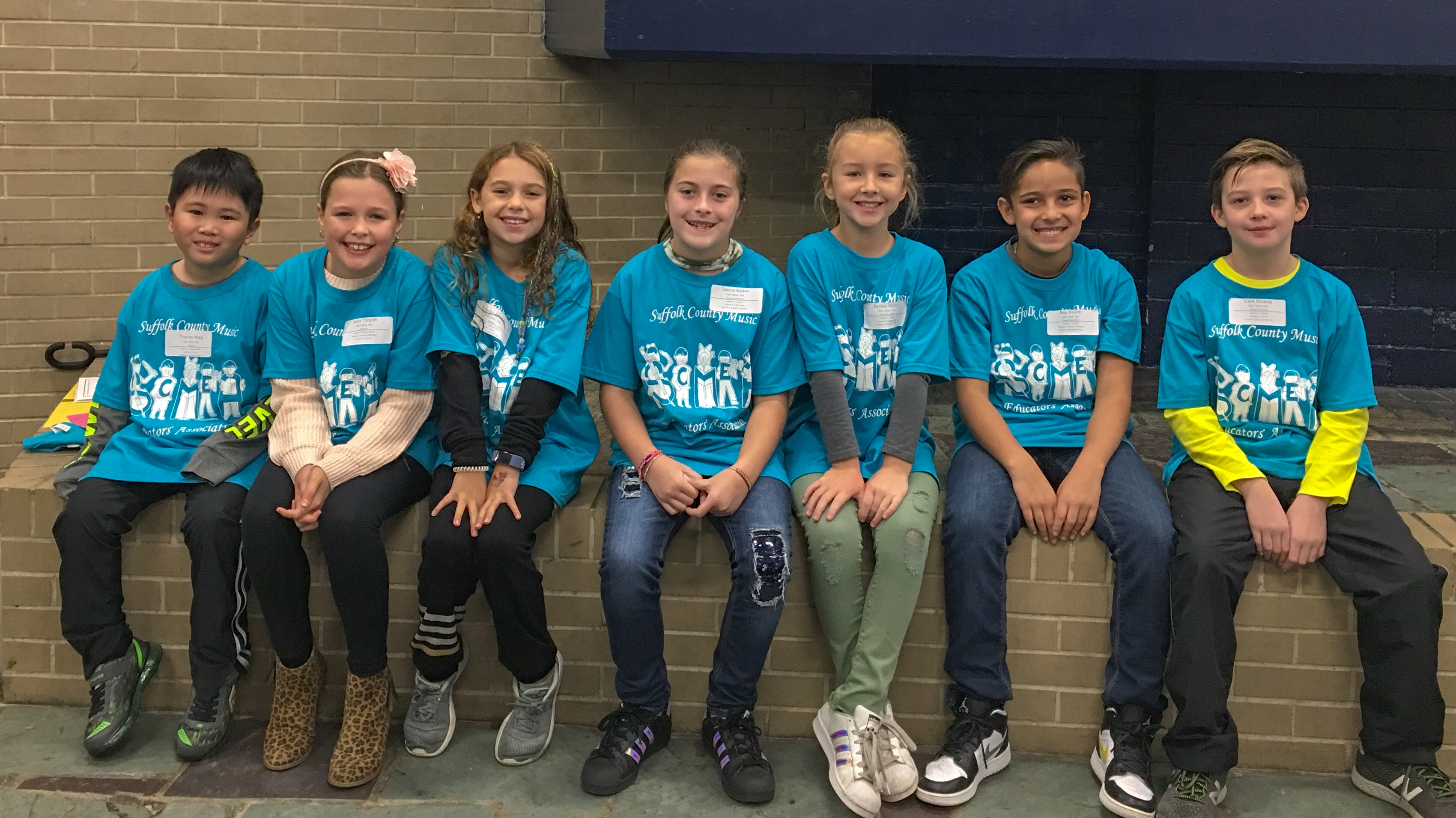 4th Graders Participate in SCMEA PEAK Music Festival