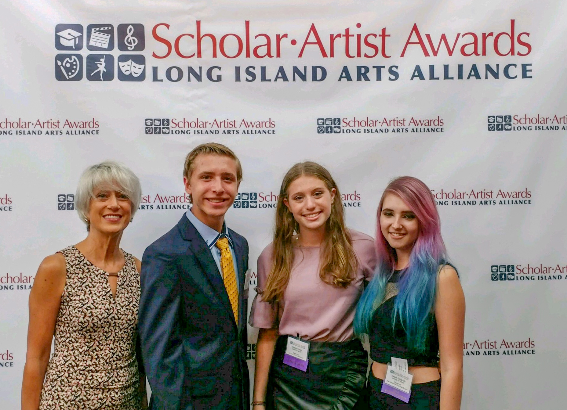 Half Hollow Hills Seniors Receive Scholar-Artist Awards Of Merit