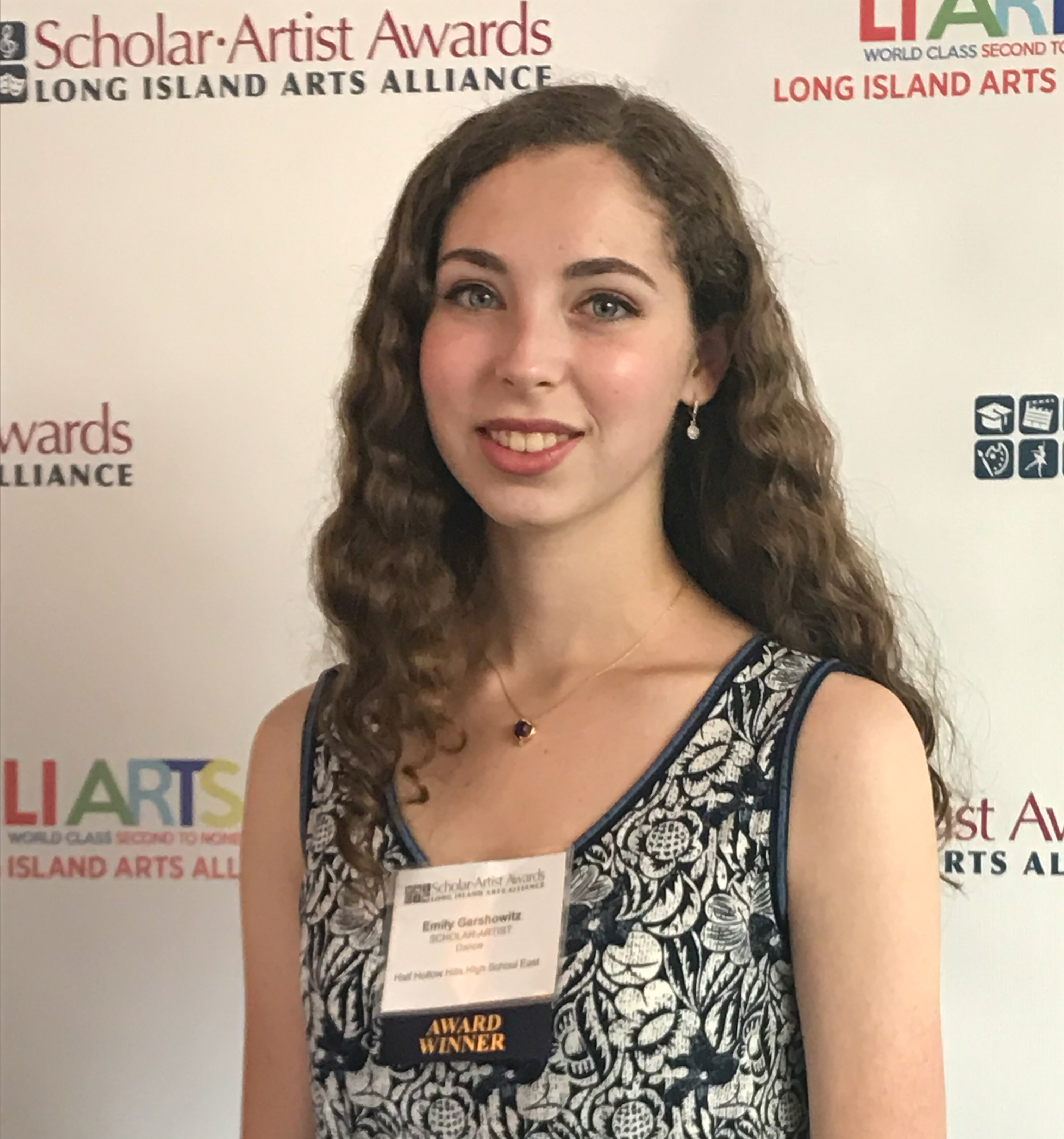 East Senior Emily Gershowitz Honored As Scholar-Artist In Dance