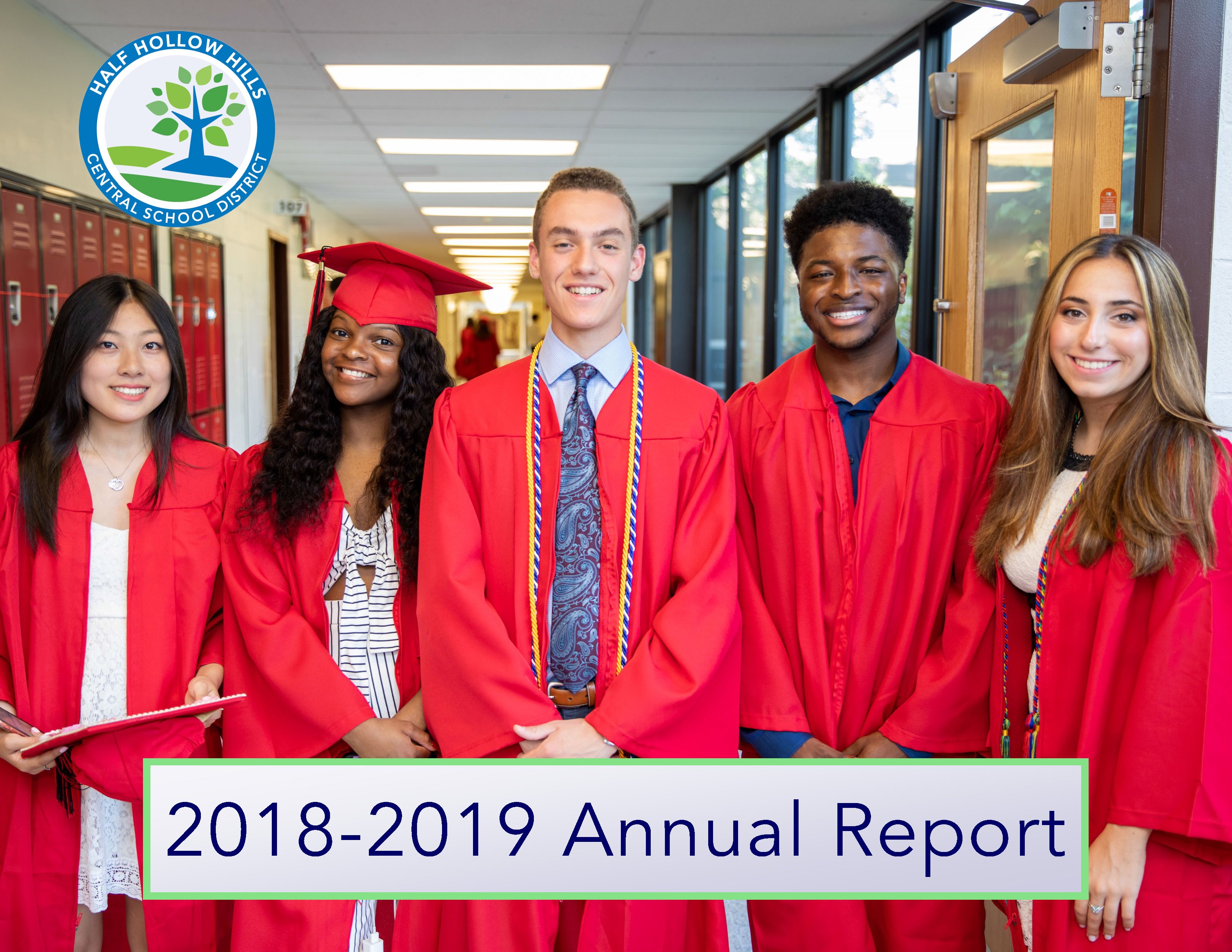 2018-19 Half Hollow Hills Annual Report Now Available