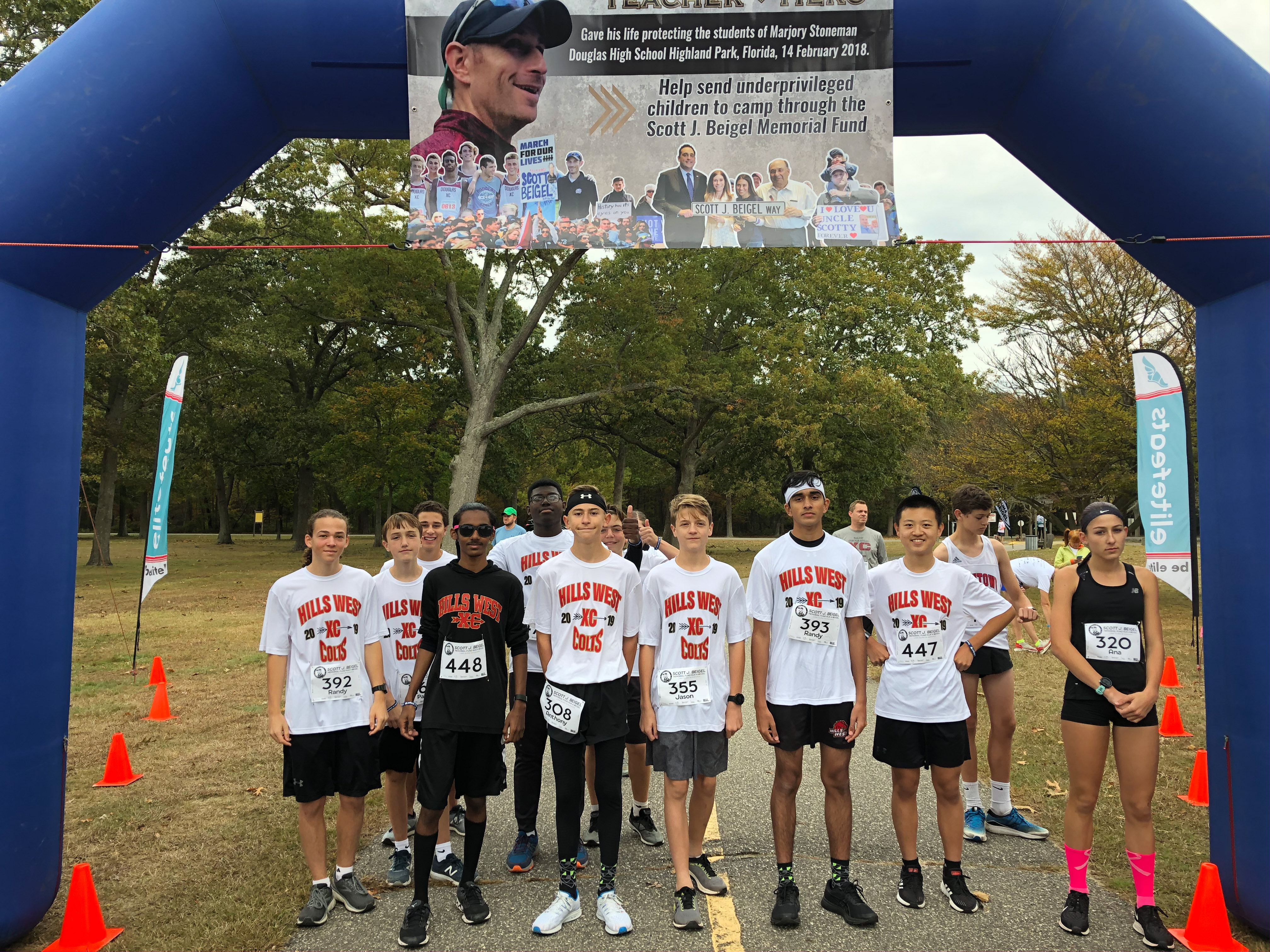 Students & Staff Support Run 4 Beigel - Long Island 5K Run/Walk