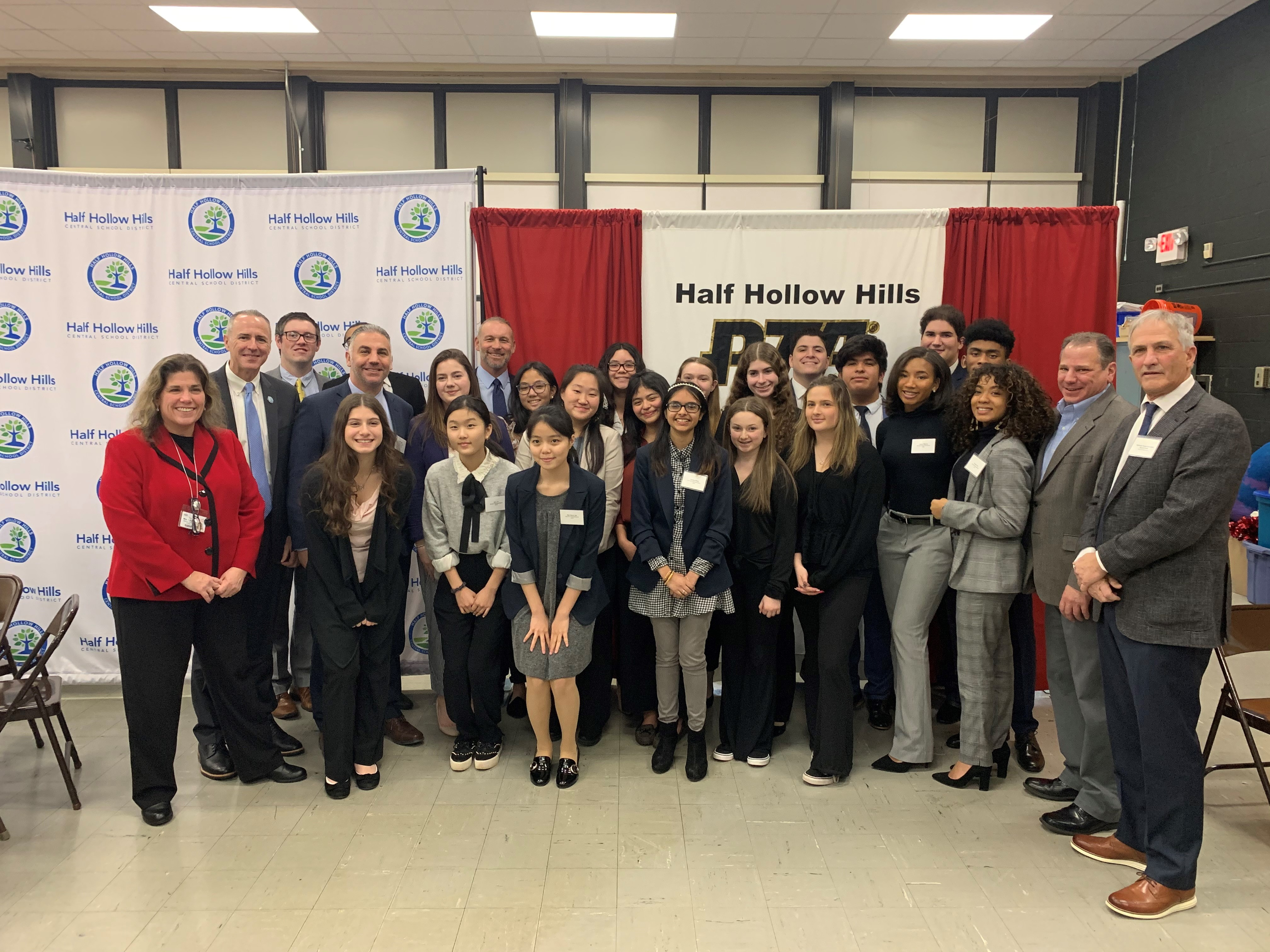 Half Hollow Hills PTA Legislation Committee Hosts 2020 Legislative Breakfast