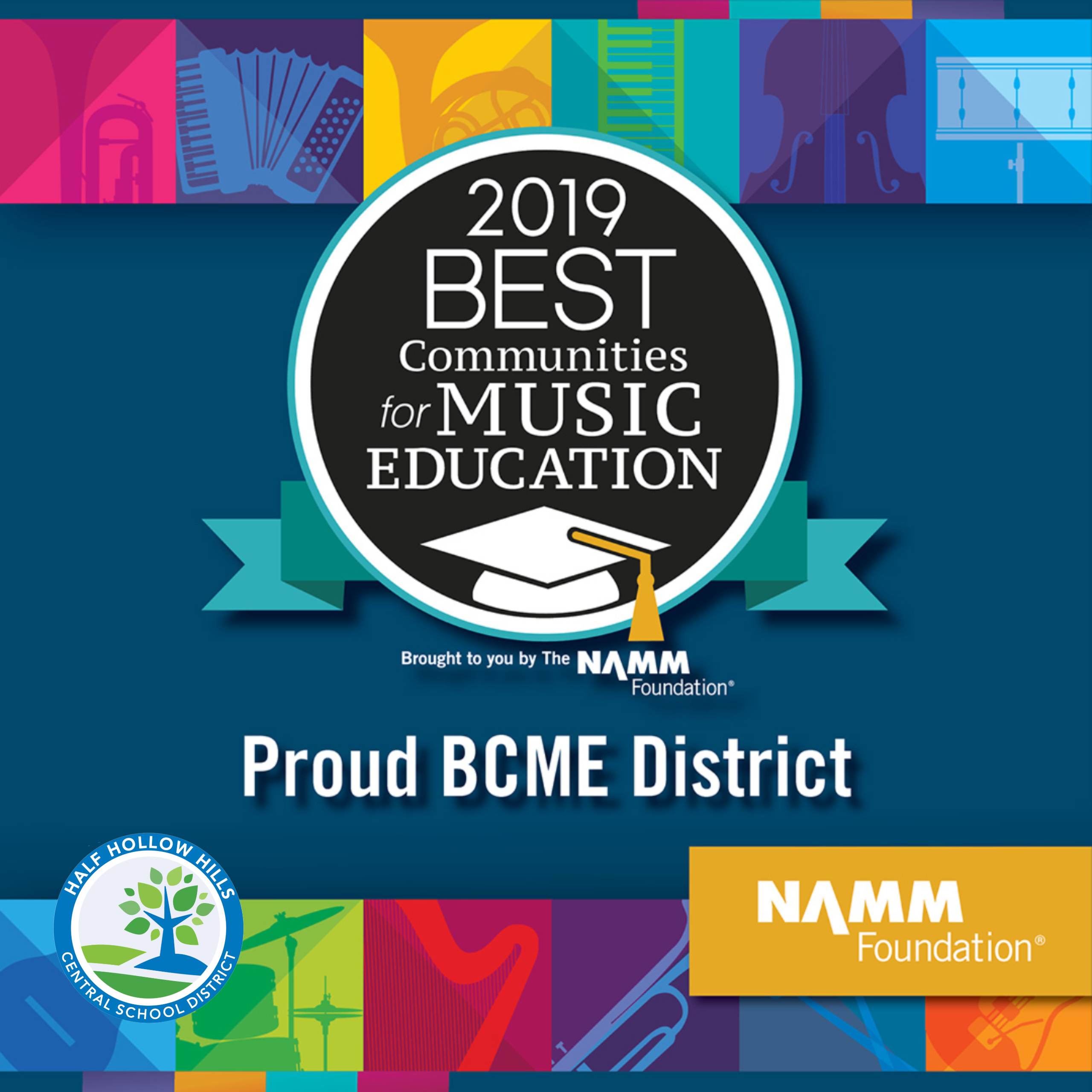 Half Hollow Hills' Music Education Program Receives National Recognition