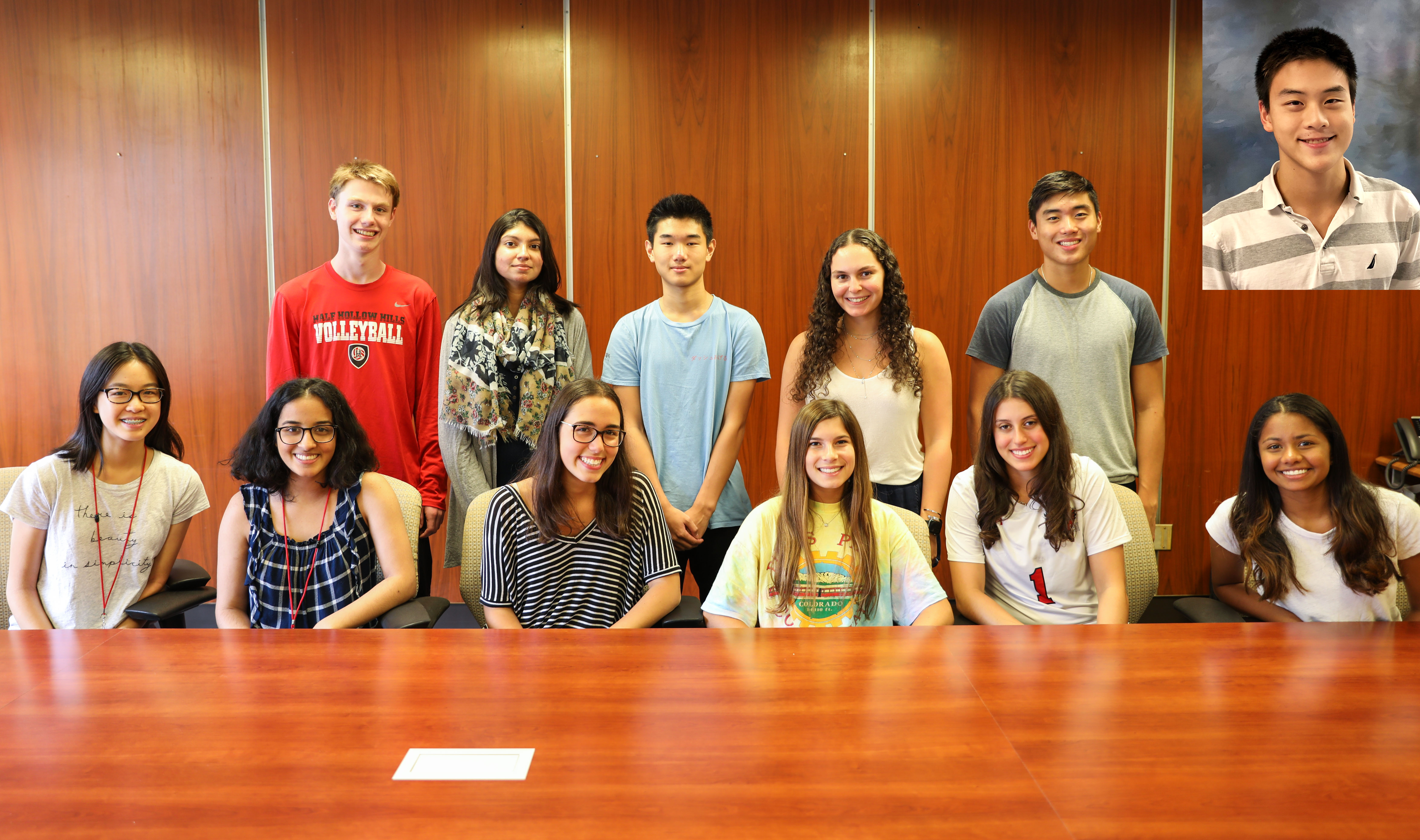 12 Students Named 2019 National Merit Semifinalists