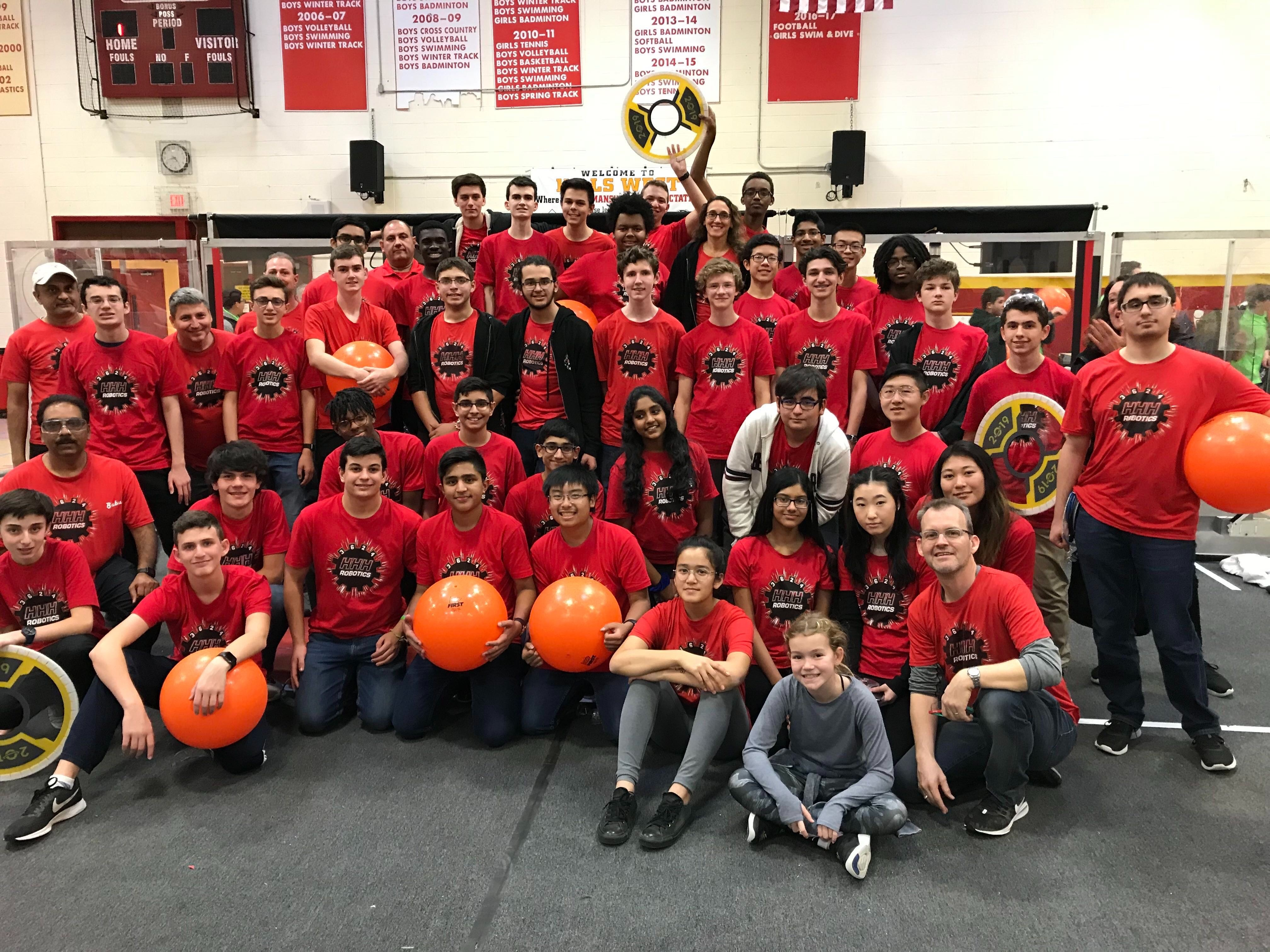 7th Annual Half Hollow Hills Robotics Invitational