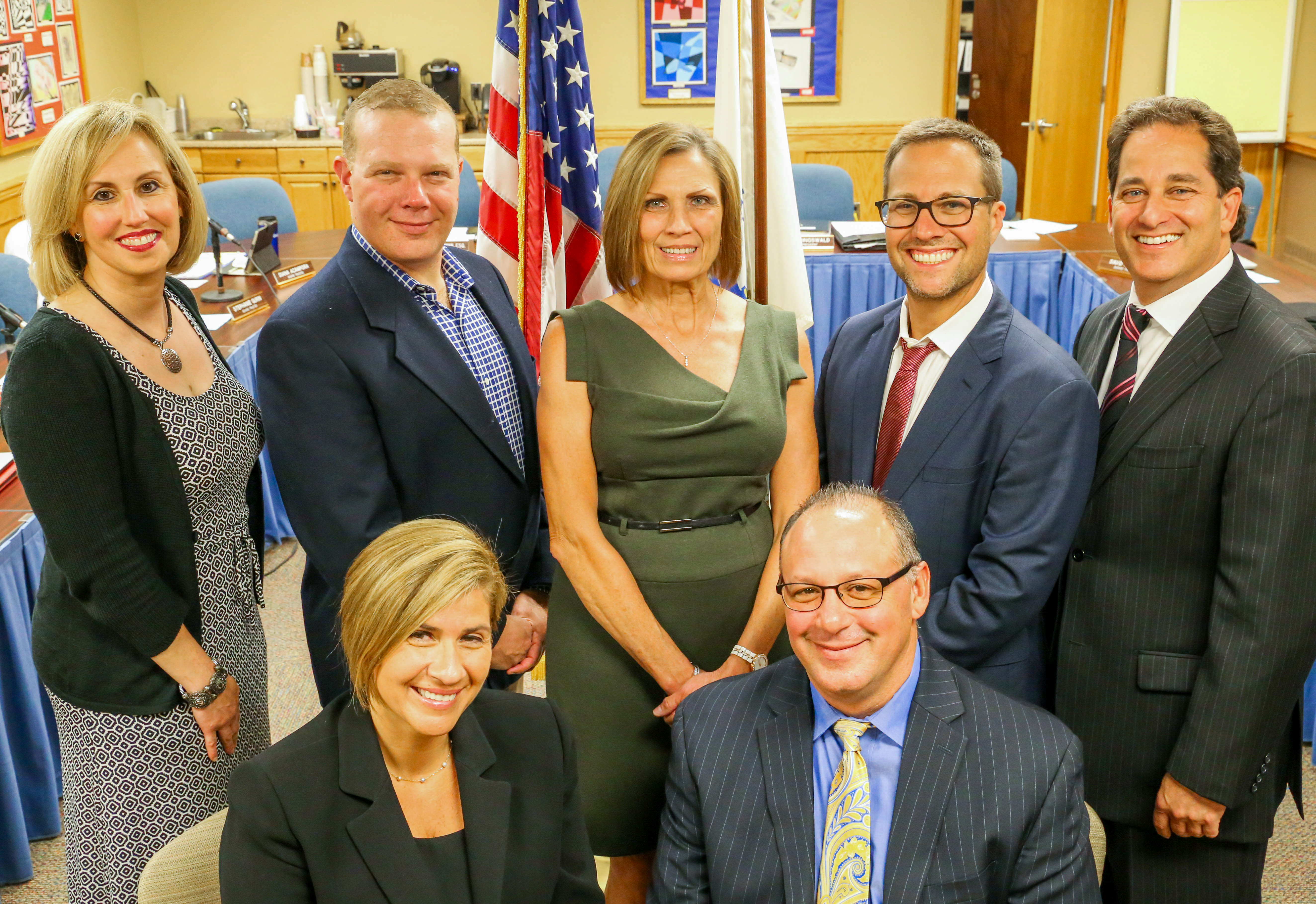 Half Hollow Hills Celebrates Board Trustees For Their Commitment To Students And Community