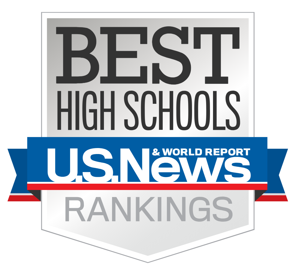 Hills East & West Ranked In The Top 5% Of High Schools In The Nation