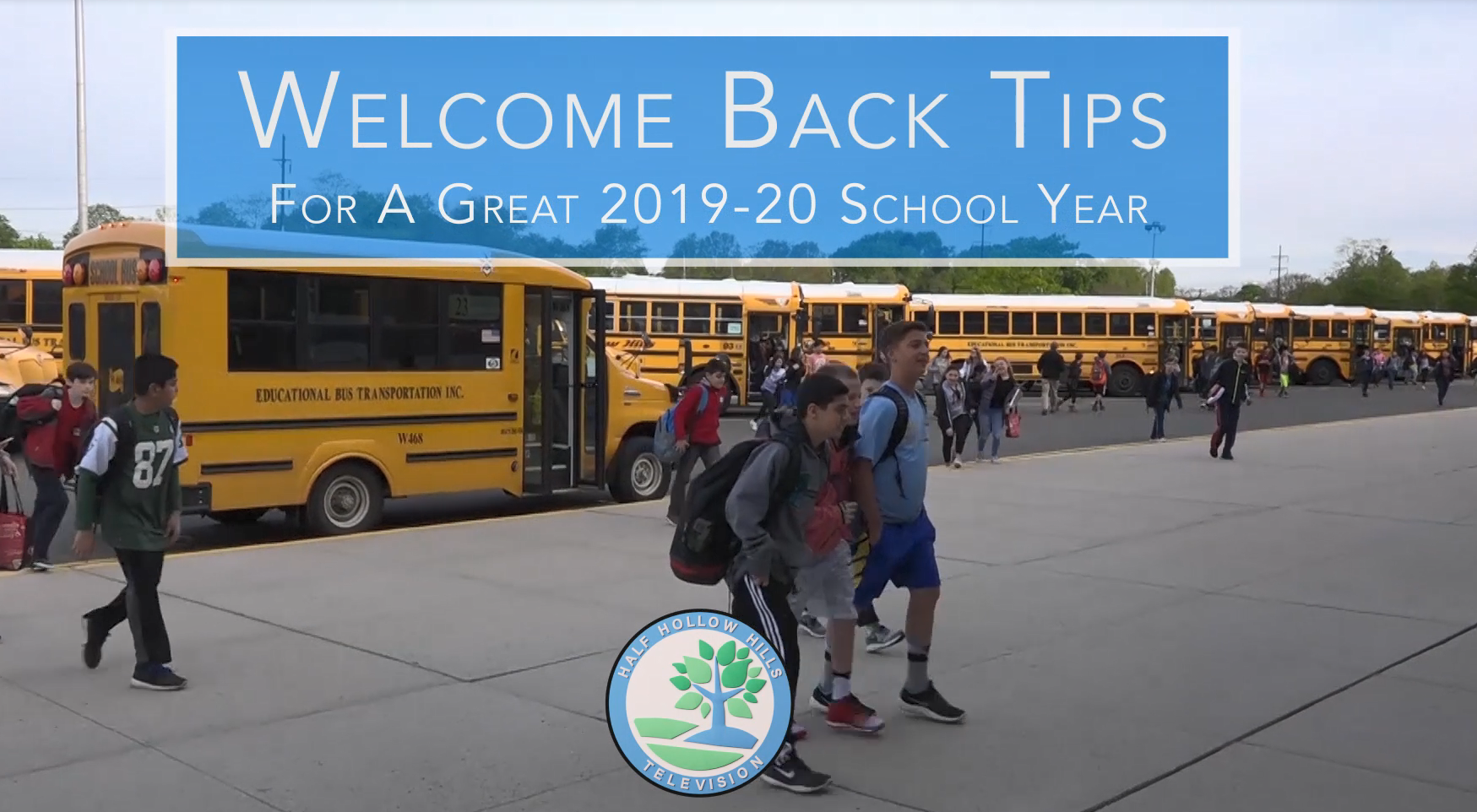 Welcome Back Tips: From Students, For Students