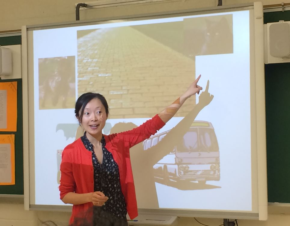 Jennifer Wu-Pope Selected For Fulbright Distinguished Award in Teaching Semester Research Program