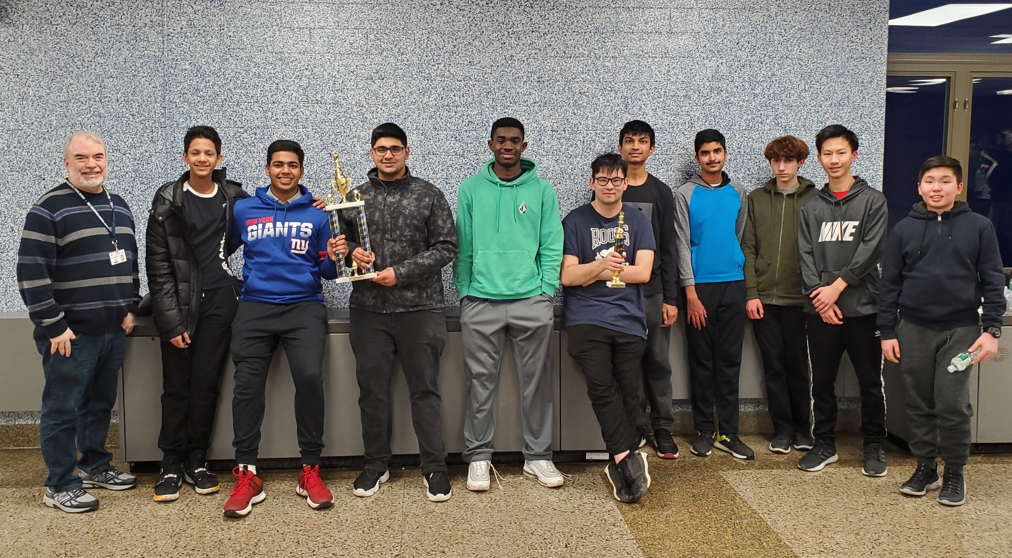 Hills East Chess Team Finishes 2nd In Suffolk County Chess League