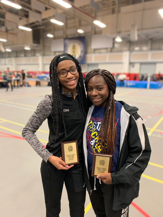 East's Soledad Jean & Jahnia Hodge Clinch Entries Into NYSPHSAA State Championship