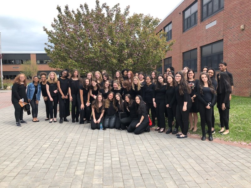 Hills East Treble Choir Receives Level 6 Gold With Distinction At NYSSMA Majors