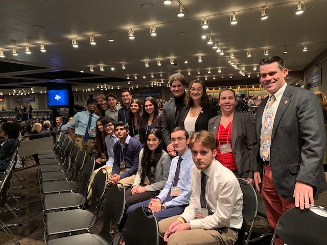 We The People Team Attends Governor Cuomo's 2020 State Of The State Address