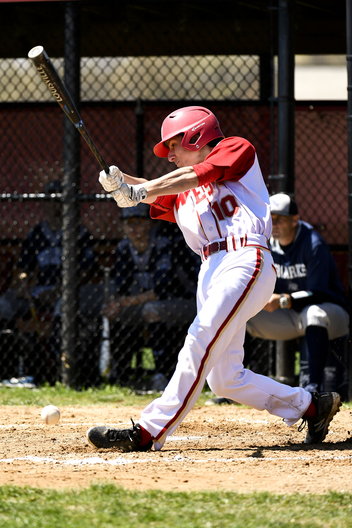 Hills West's Mike Draskin Recognized As Suffolk's Top Hitter In Baseball