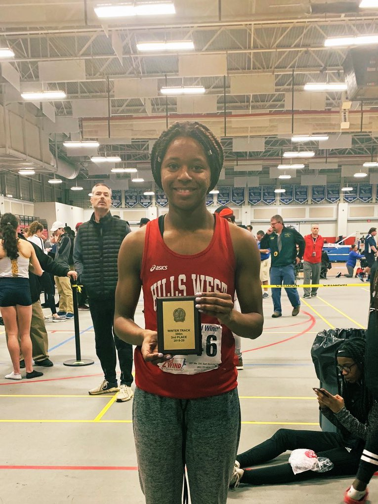 West's Michele Daye Clinches Entry Into NYSPHSAA State Championship