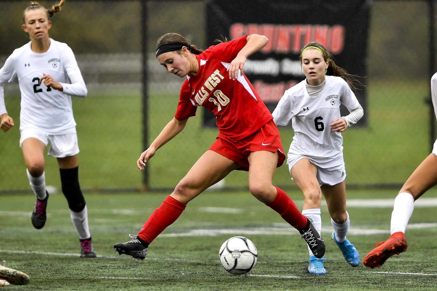 Hills West's Jordyn Levy Named Soccer All-American