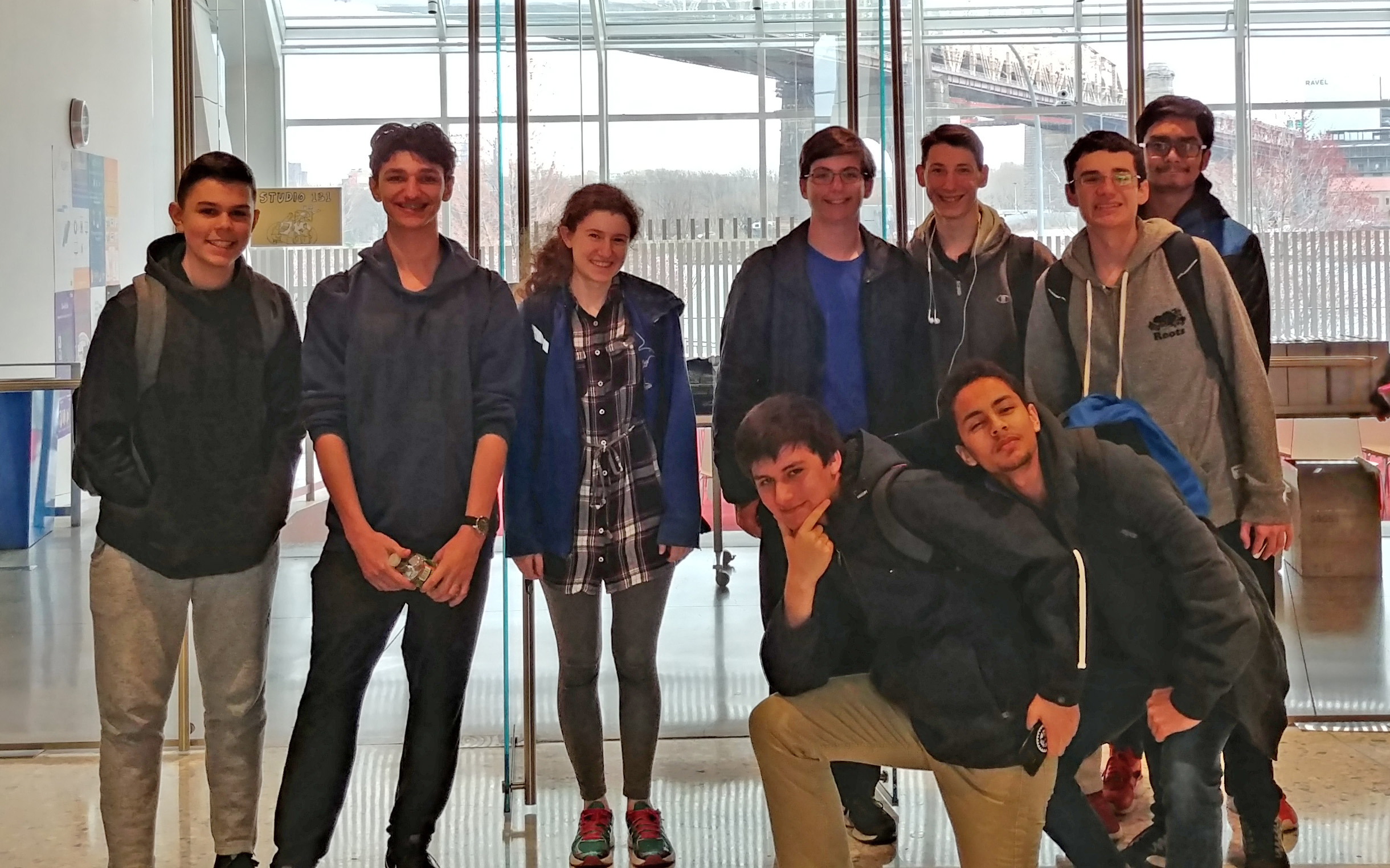 American Computer Science League Team Finishes First In New York, United States & World!