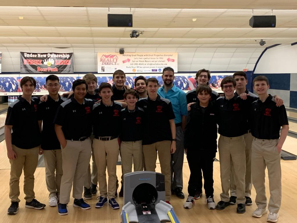 Hills Boys Bowling Team Clinches Playoff Berth In Only Second Season As A Team