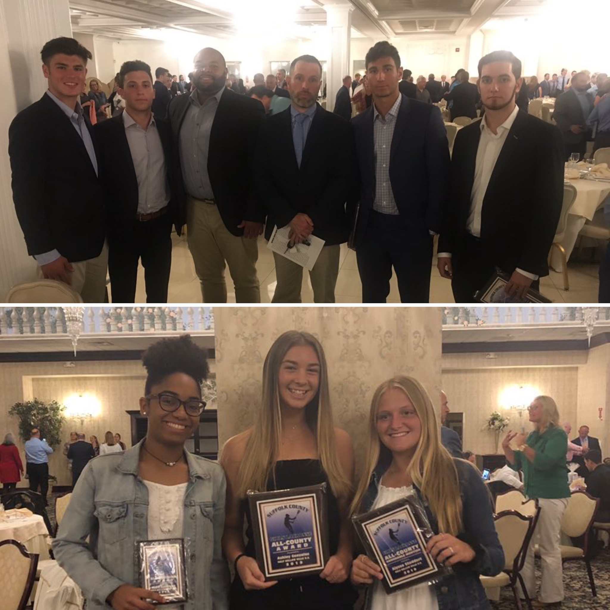 Hills' Lacrosse Players Recognized With Awards