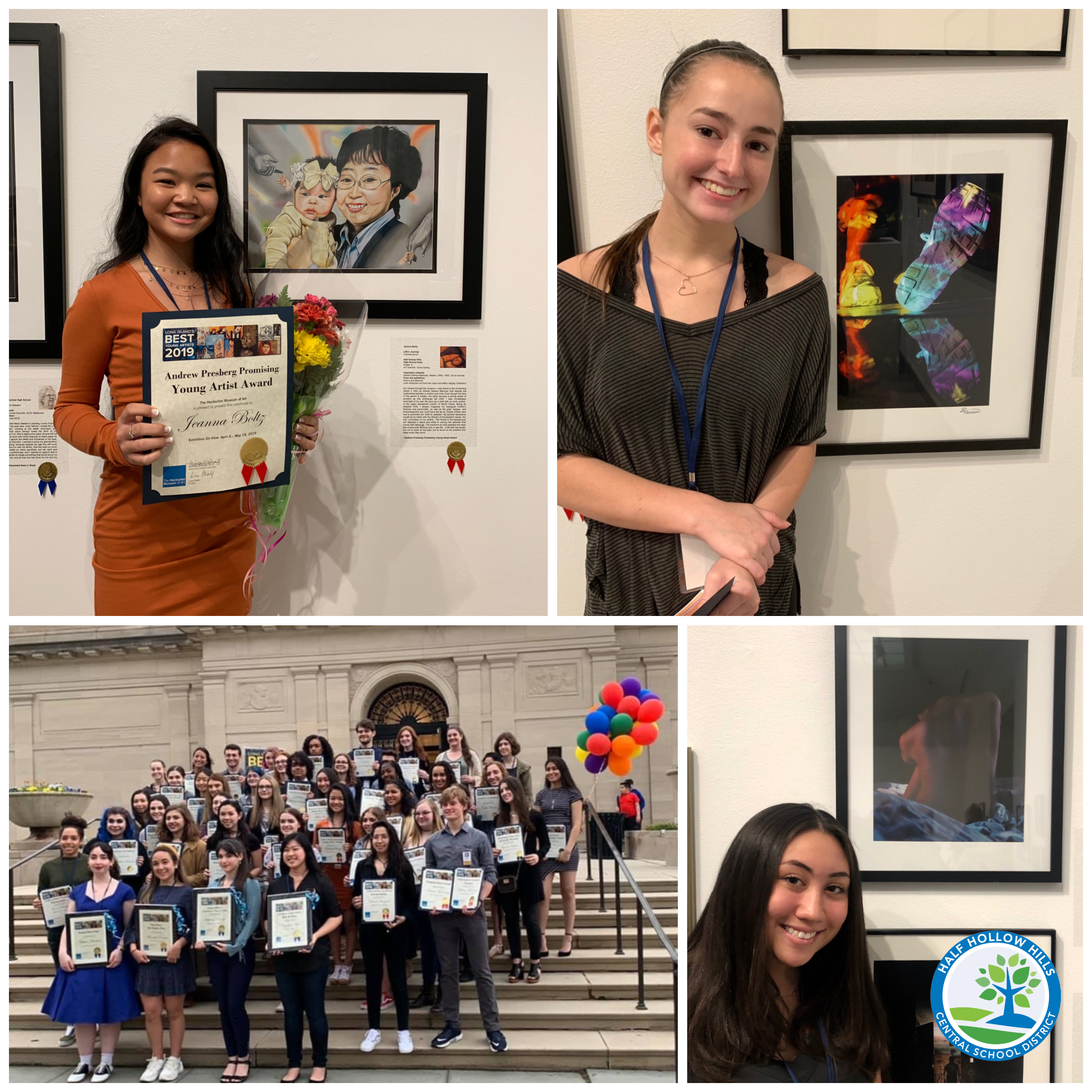 Artists from East And West Chosen To Exhibit At The 2019 Long Island's Best: Young Artists