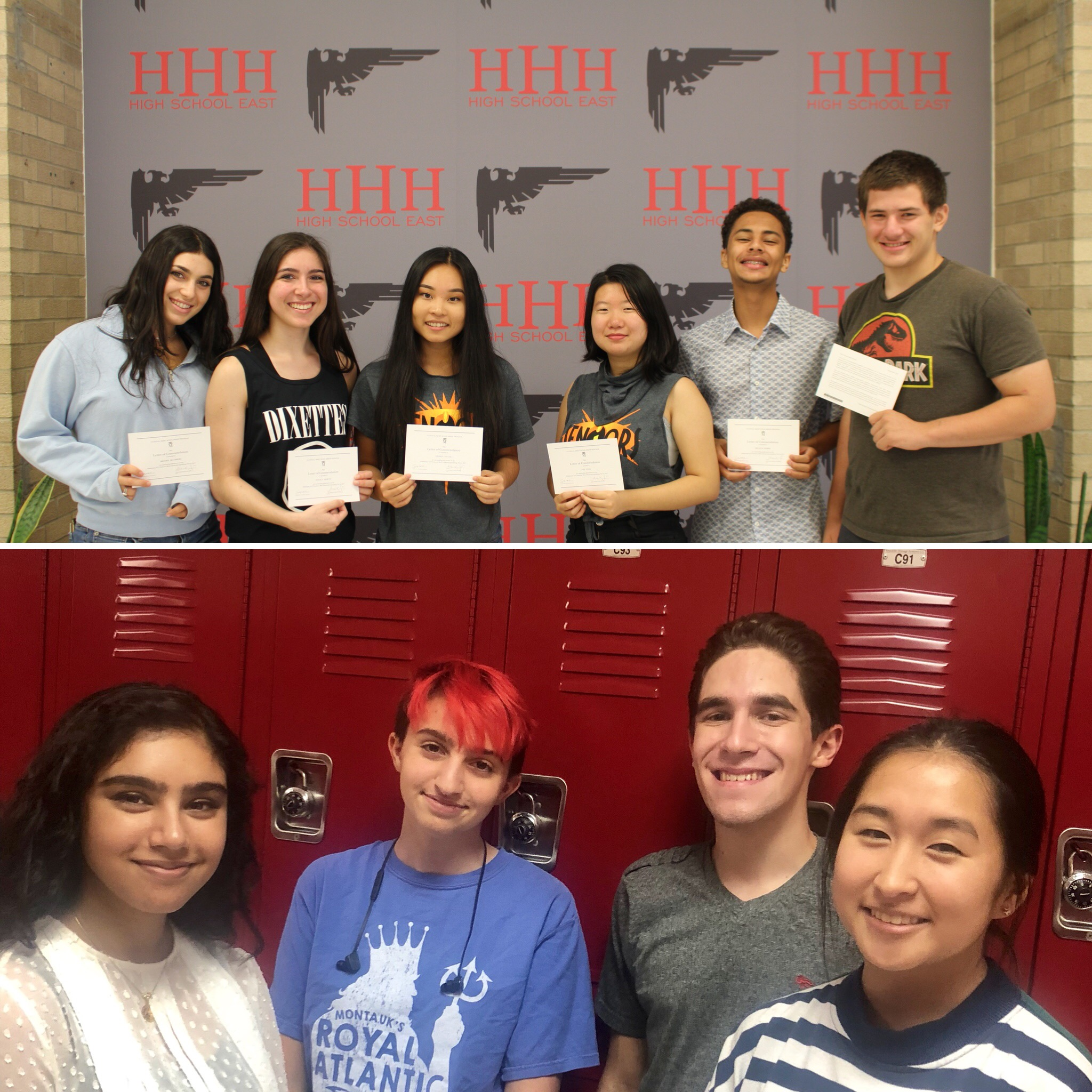 National Merit Scholarship Program Commended Students