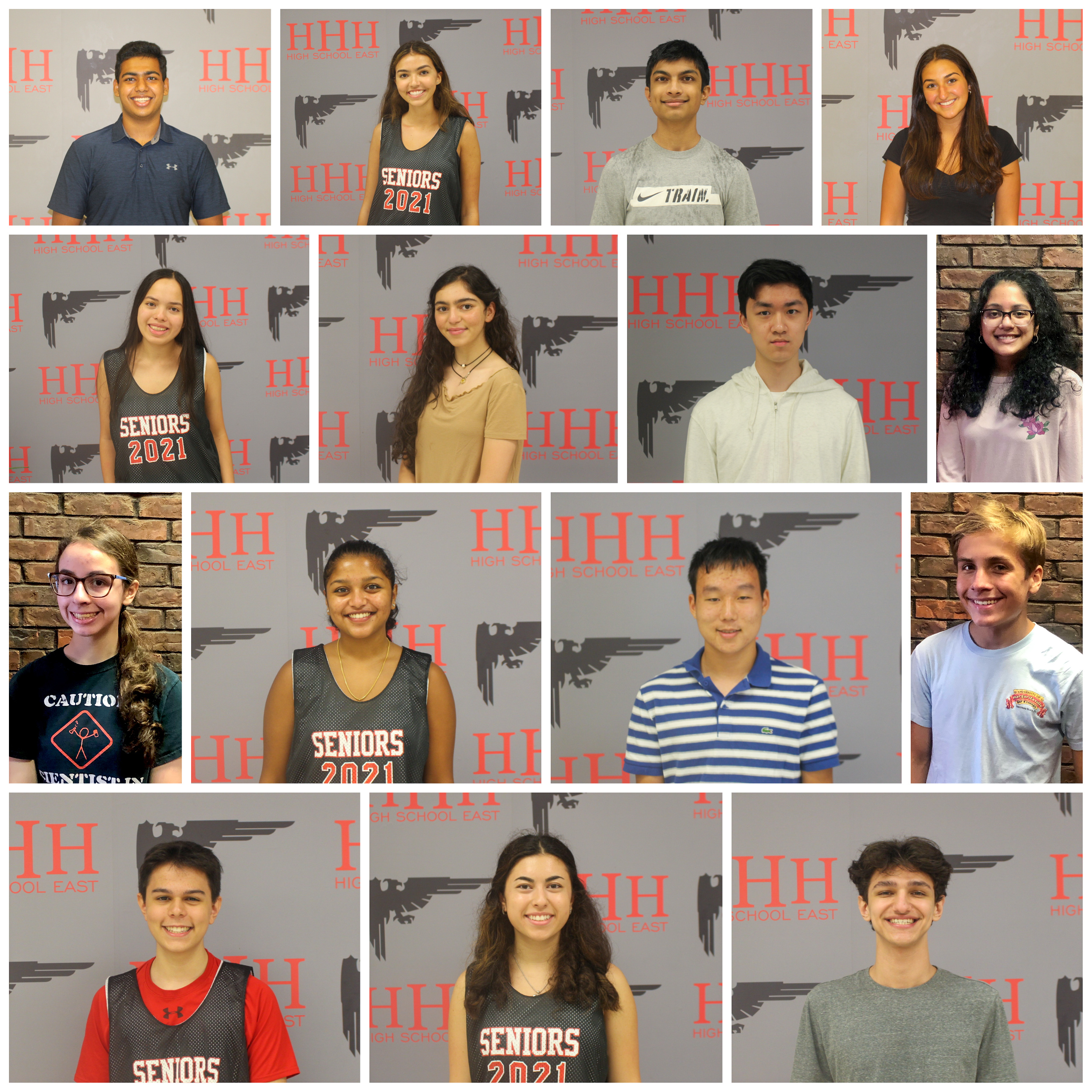 Sixteen Students From Hills East and West Named  2021 National Merit Scholarship Semifinalists