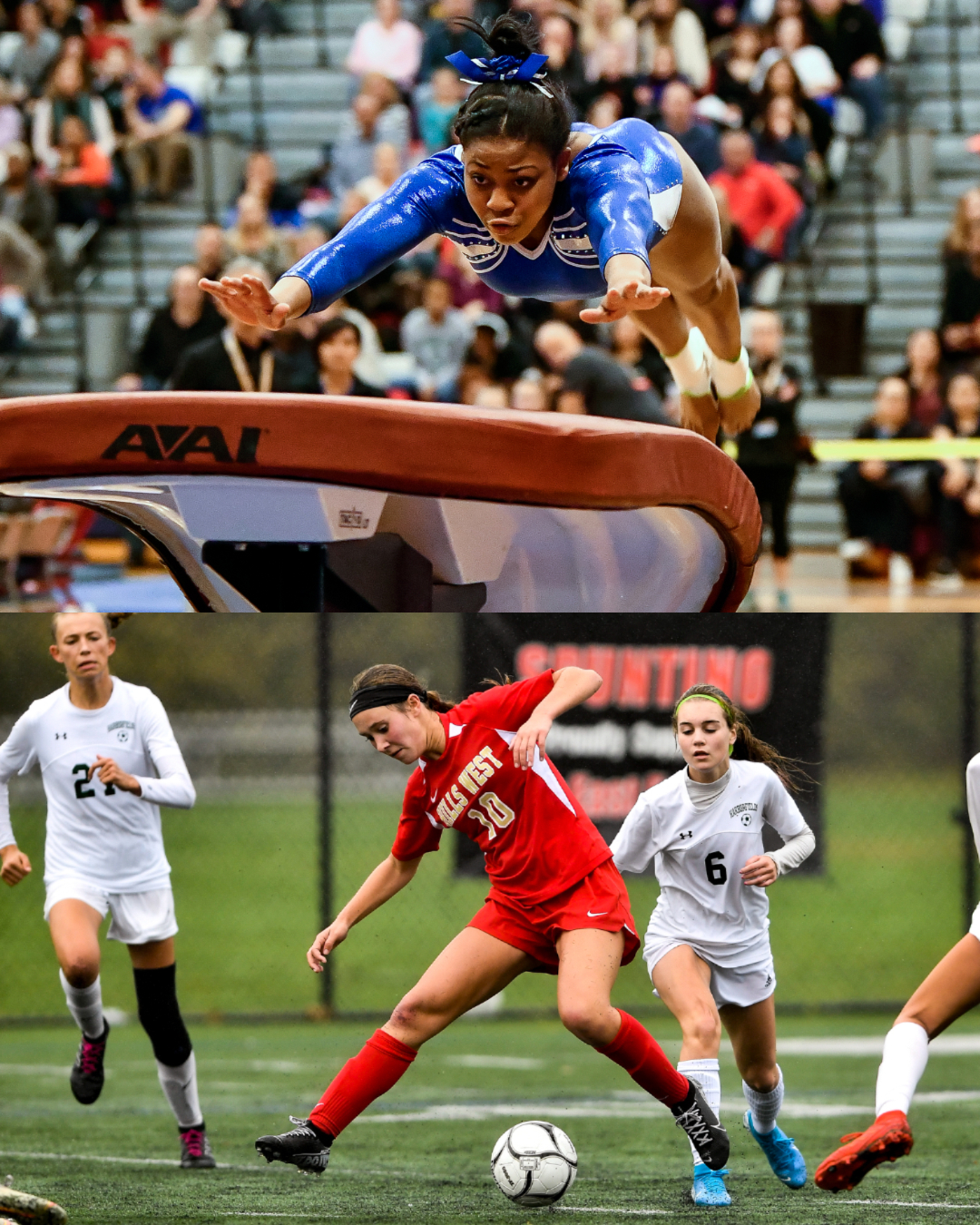 Hills Alumna And Student Named To Newsday's List Of Top 100 Girl Athletes Of The 2010s