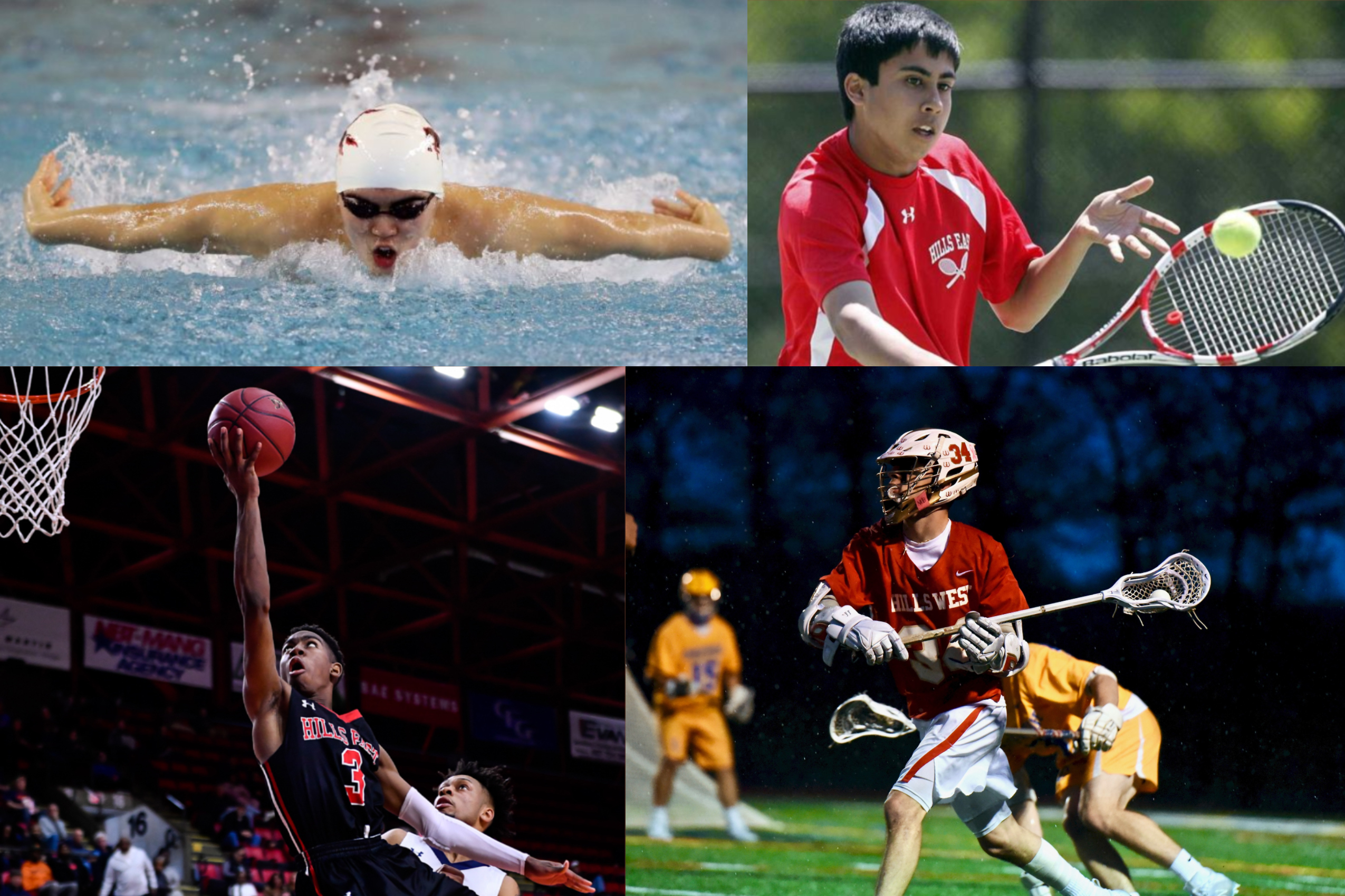 Four Alumni Named To Newsday's List Of Top 100 Boy Athletes Of The 2010s