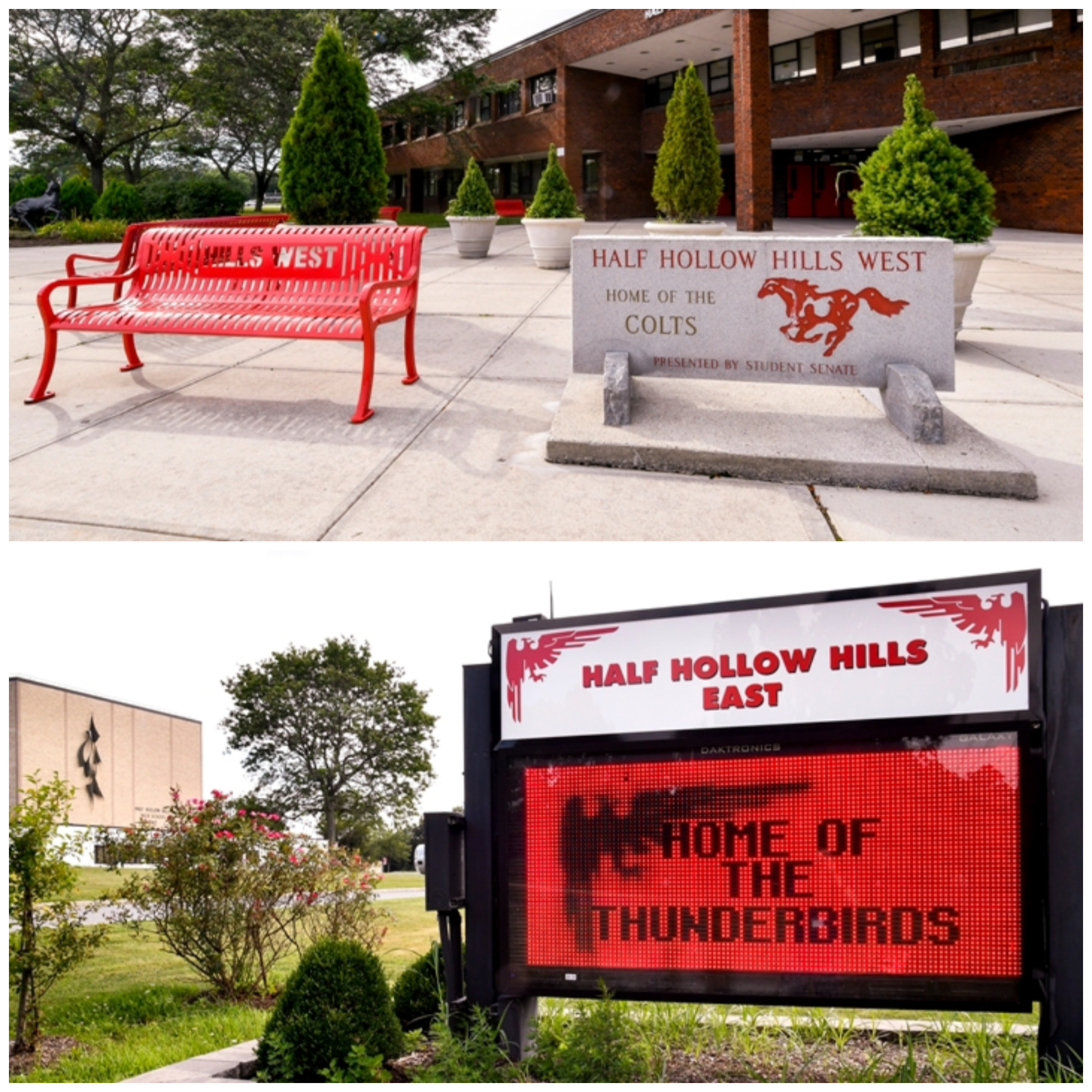 Hills West & East Ranked By Niche.com As The Top Two Public High Schools In Suffolk County
