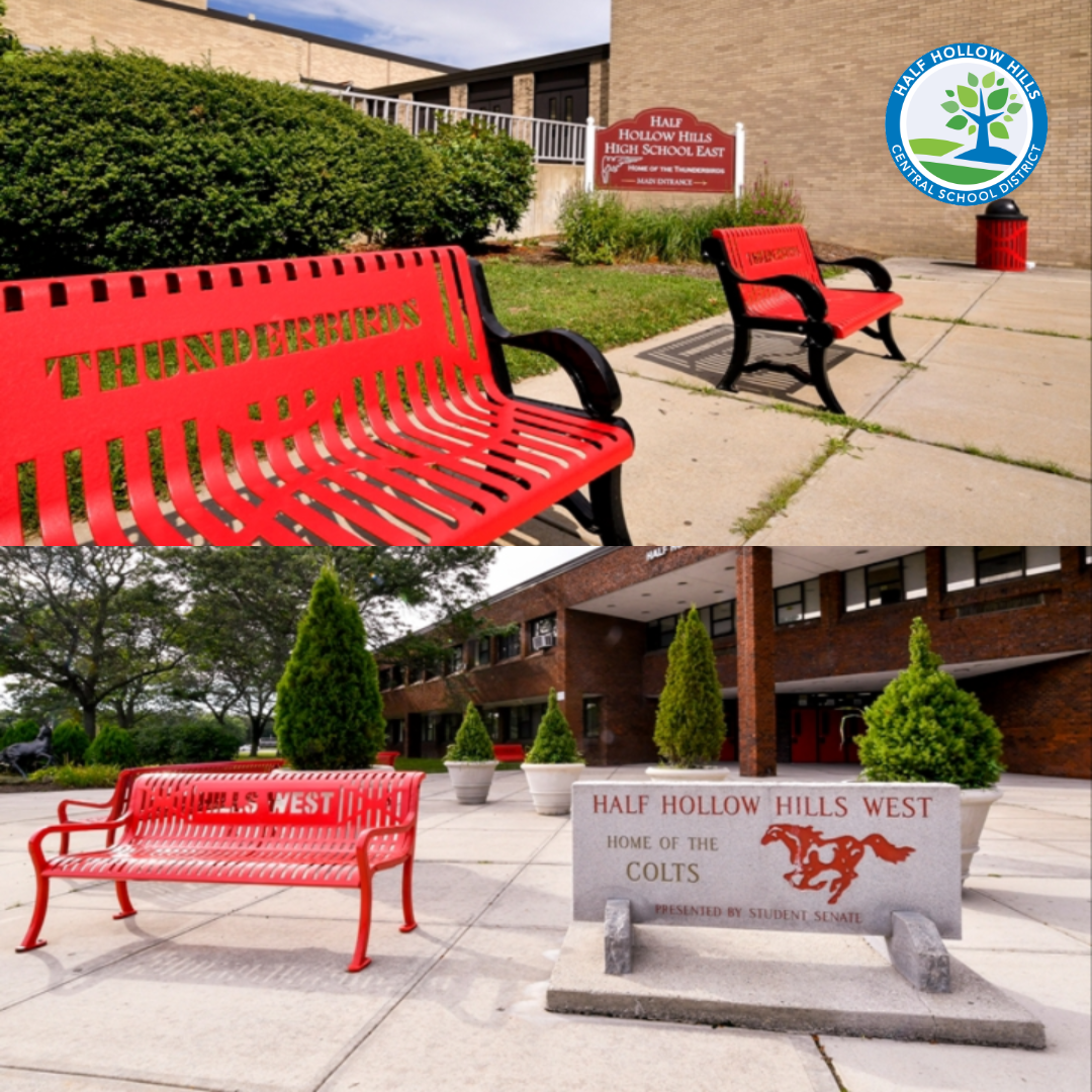 Hills East & West Named 2018-19 Recognition Schools By State Education Department
