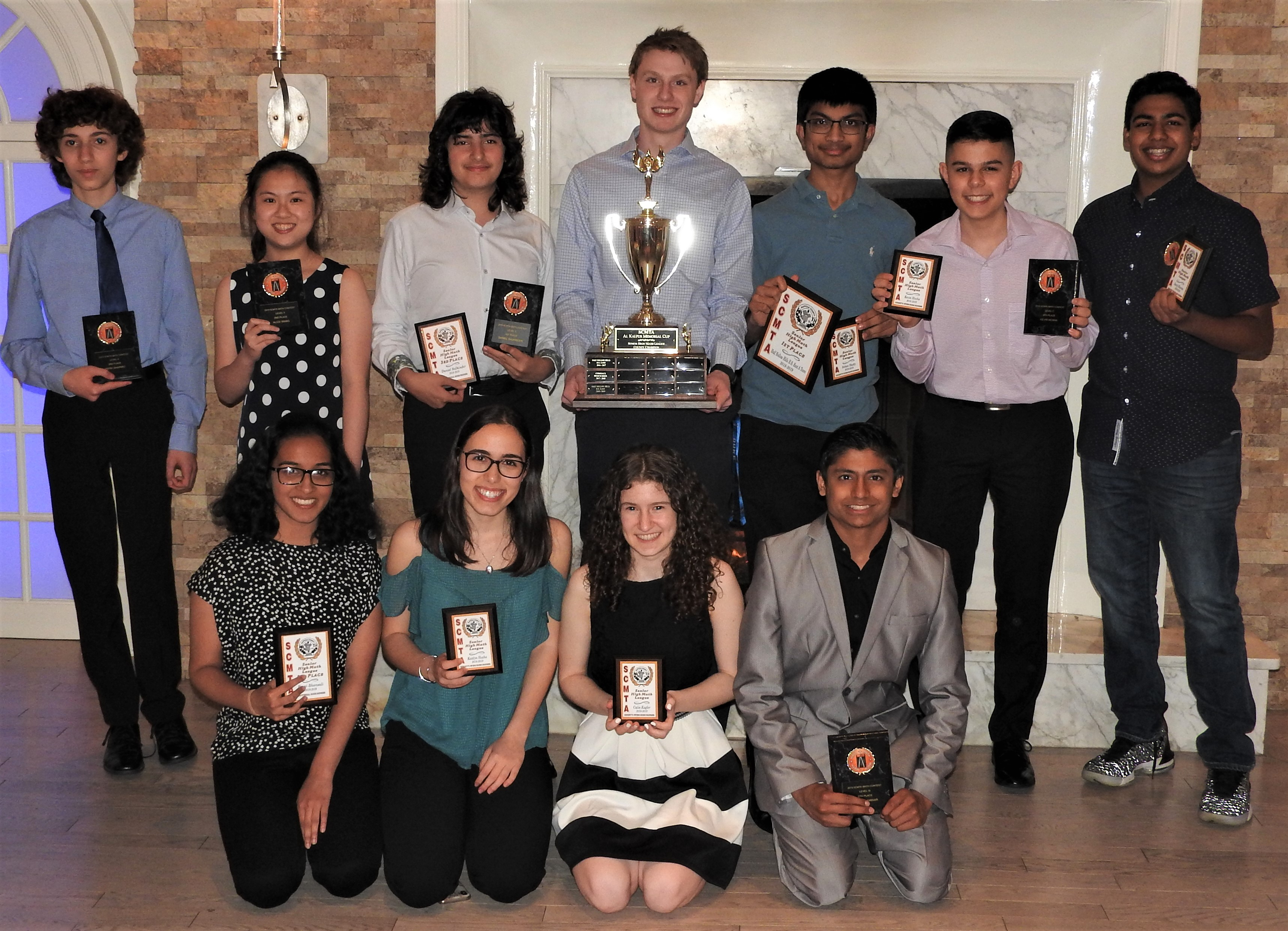 East's Mathletes Are Suffolk County Champs
