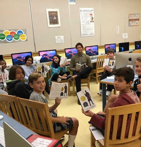 Middle Schools Launch District-wide Book Club