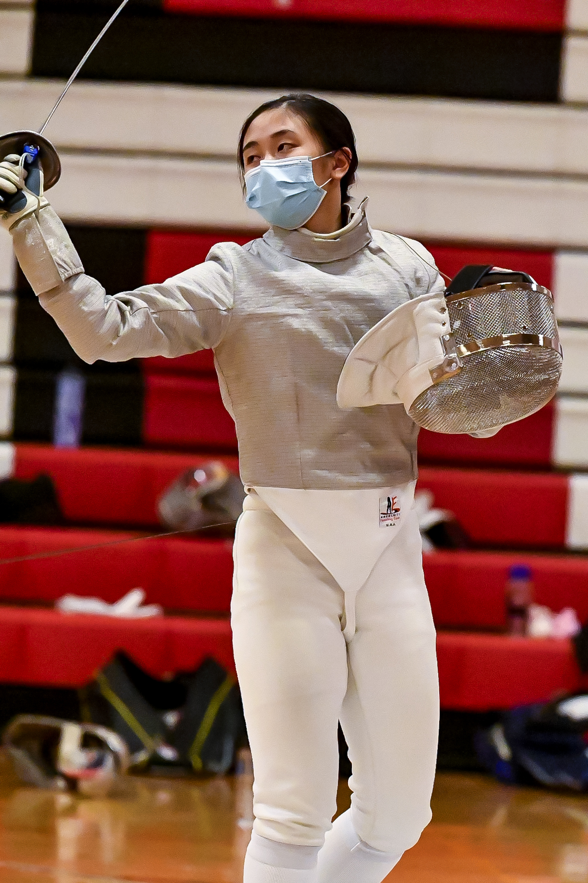 West's Jin Selected For Newsday Top 10 Girls Fencers To Watch