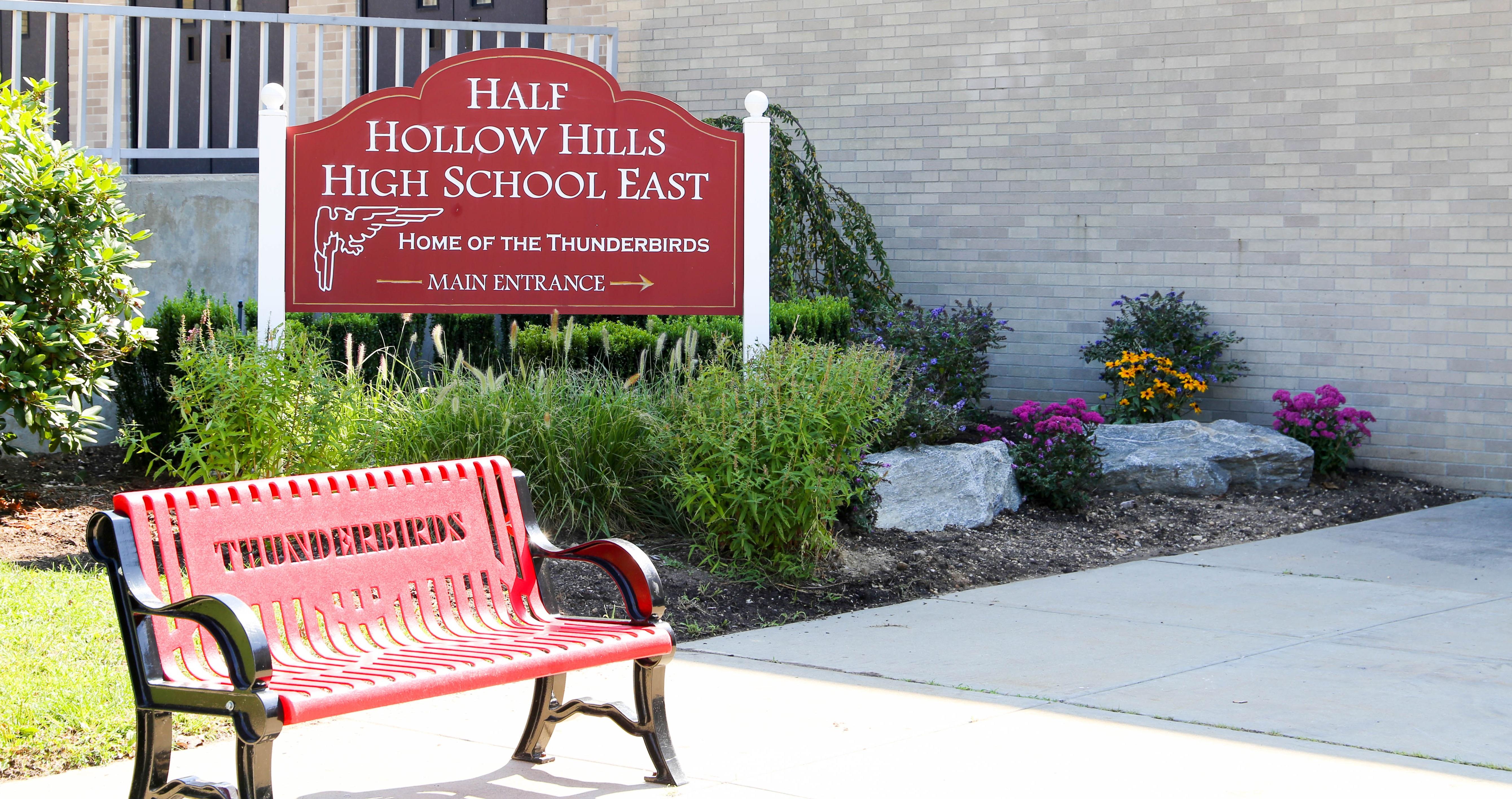 District Home Half Hollow Hills School District
